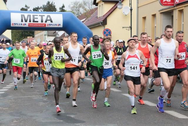 Do tej pory jedynym półmaratonem w powiecie międzyrzeckim była Pszczewska Dwudziestka.