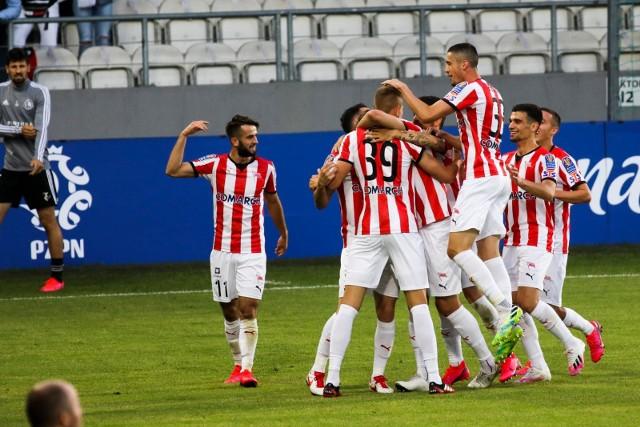 Cracovia w finale Pucharu Polski. Legia obnażona. 3:0!