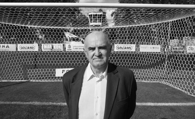 Trener Gothard Kokott miał 77 lat