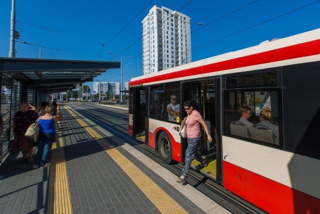 ZTM zorganizował dla pasażerów komunikację zastępczą.