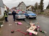 Niemcy: Samochód wjechał w pochód karnawałowy w Volkmarsen. Co najmniej 15 osób rannych. Na razie nie wiadomo, czy to wypadek, czy zamach