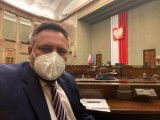 Mirosław Suchoń przeszedł z KO do ugrupowania Szymona Hołowni Polska 2050. Pozostaję przy swoich wartościach - mówi polityk