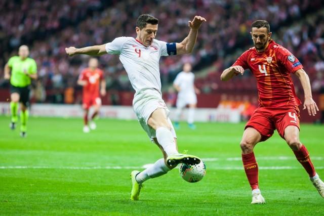 Robert Lewandowski awansował w niedzielę z reprezentacją na Euro 2020, a w meczu z Macedonią Północną zanotował dwie asysty.