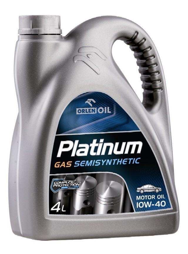 Platinum Gas Semisynthetic