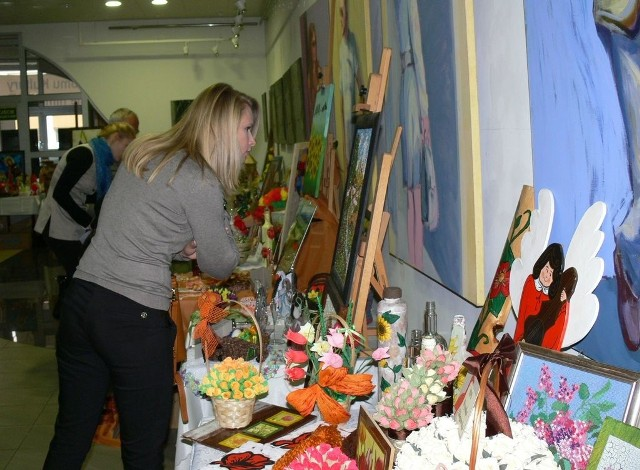 Przeglądowi towarzyszyła wystaw prac uczestników.