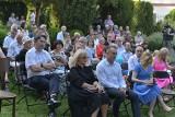 Koncert w ogrodzie Domu Długosza w Sandomierzu na finał Festiwalu Ucho Igielne (ZDJĘCIA)