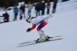 Jurgów: Mierzyli narciarzom prędkość... radarem [ZDJĘCIA]