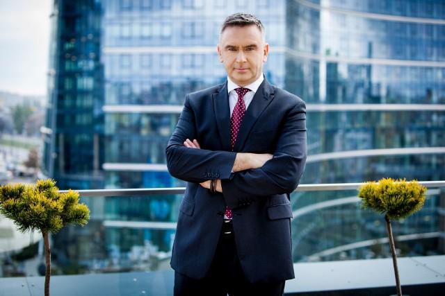 Andrzej Krzemiński, Przewodniczący Komitetu Wykonawczego Związku Polskiego Leasingu.