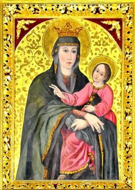 Matka Boża Bączalska (Bączal Dolny)