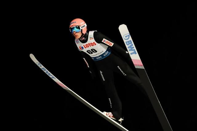 Dawid Kubacki wygrał kwalifikacje PŚ w Zakopanem