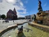 Gorzów. Wiosna przyszła, fontanny włączone. Woda będzie tryskać do 30 września