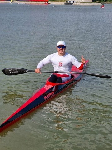 Mateusz Surwiło wystartuje na Igrzyskach Paraolimpijskich w...