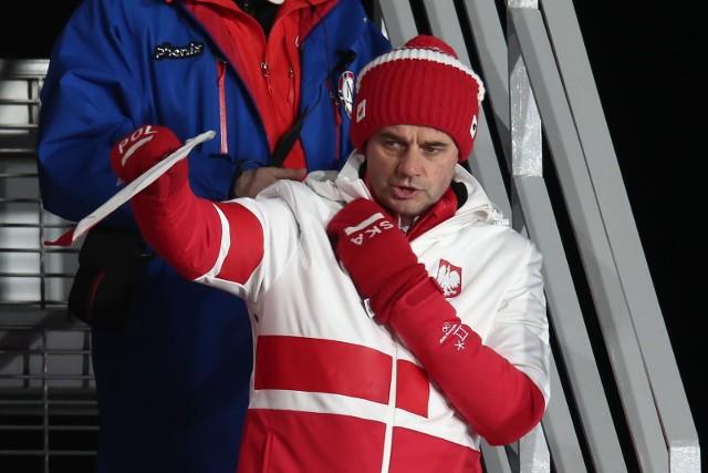Stefan Horngacher pracował z polską kadrą od sezonu 2016/2017.