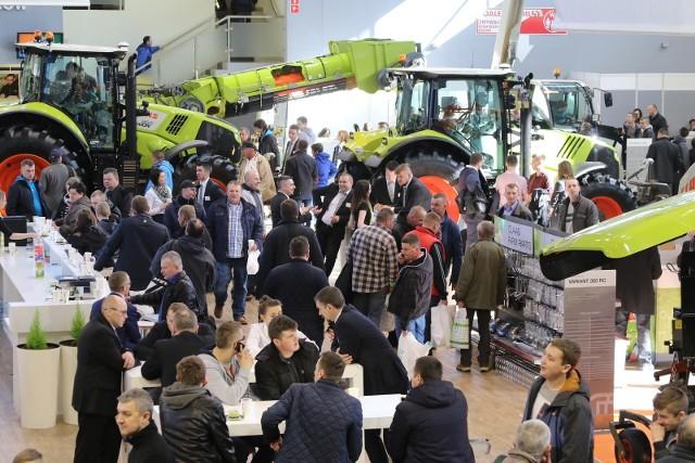 Po dłuższej przerwie w Kielcach ponownie odbędą się targi Agrotech.