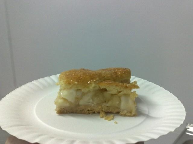 Oto zwycięskie ciasto z jabłkami