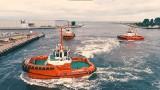 Portowa Straż Pożarna Florian zajmie się ochroną przeciwpożarową na akwenach Portu Gdańsk