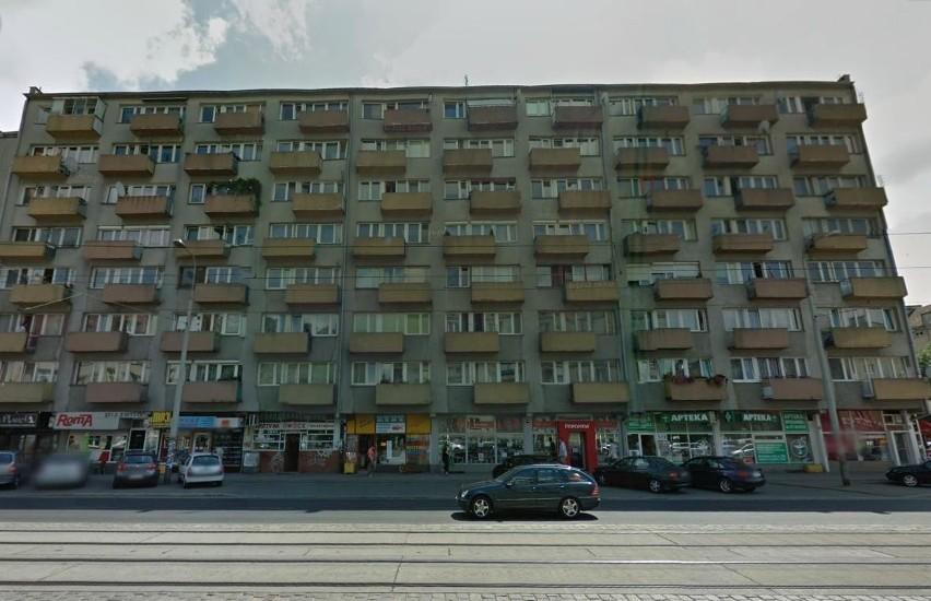 Blok przy skrzyżowaniu Kościuszki i Kołłątaja