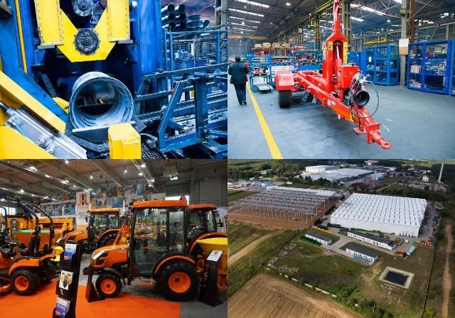 Siedem potężnych fabryk, ponad 2200 pracowników, międzynarodowy zasięg działalności, miano lidera różnych branż, liczne wyróżnienia – tak wygląda Pronar.