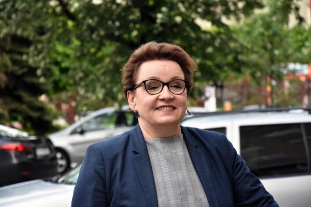 Nie ma żadnej podstawy prawnej, żebyśmy byli zobligowani do płacenia tych kar - mówi europoseł Anna Zalewska.