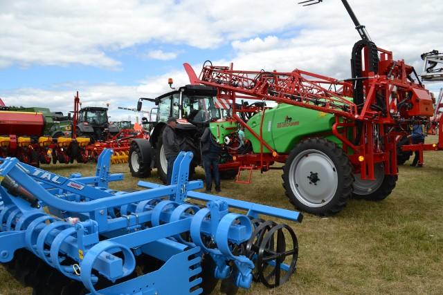 Rolnicy są zainteresowani zakupem maszyn, by świadczyć usługi