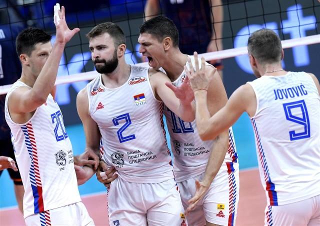 W Ergo Areine Serbia pokonała Holandię w ćwierćfinale mistrzostw Europy