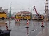 Przebudowa Kaponiery: Tramwajowe objazdy i horror pasażerów