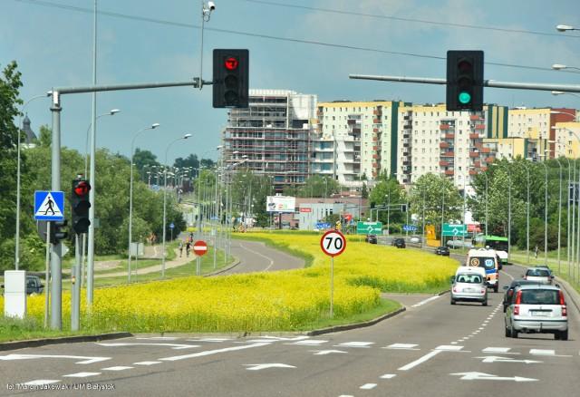 Tegoroczne łąki kwietne w Białymstoku