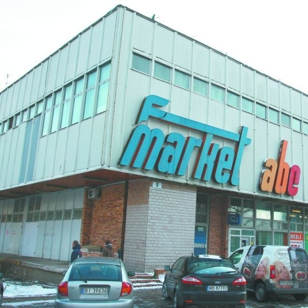 Tylko do końca roku otwarty będzie pawilon Market ABC, w którym obecnie można kupić artykuły przemysłowe