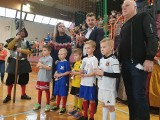 Halowy Turniej Piłki Nożnej Wisła Kids Cup odbył się w Sandomierzu. Było dużo emocji i atrakcji dla uczestników [ZDJĘCIA]