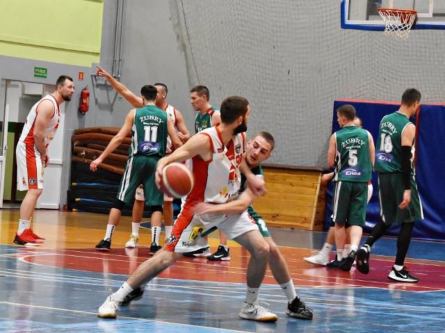 Tur Basket Bielsk Podlaski odniósł 9 zwycięstwo w tym sezonie