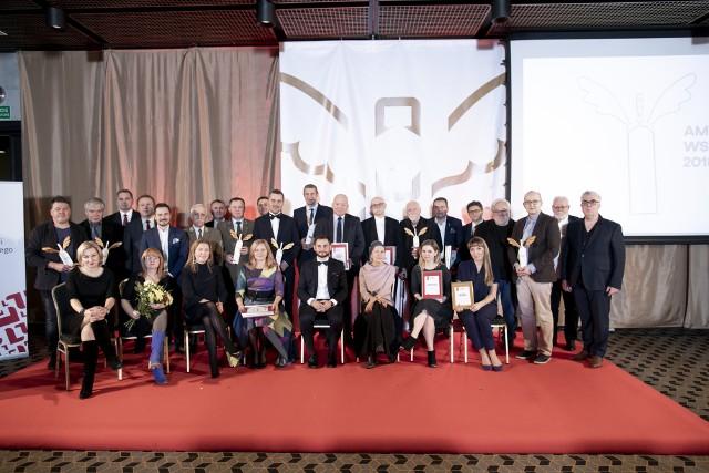 Laureaci zeszłorocznej edycji nagrody Ambasador Wschodu