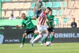 Górnik Łęczna zremisował z Cracovią w pierwszym meczu po powrocie do ekstraklasy. Zobacz zdjęcia