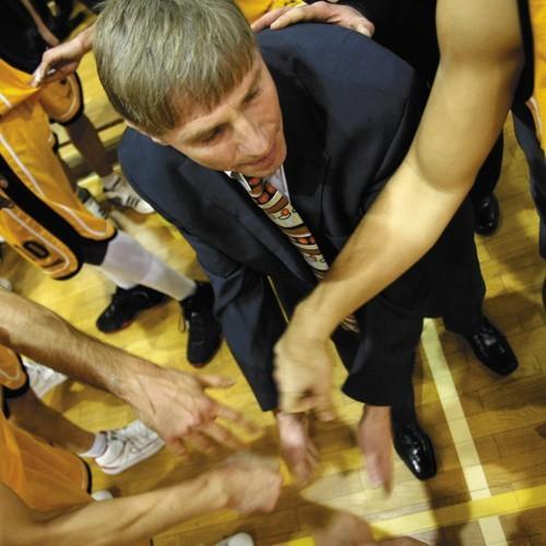 Trener Marek Kubiak ma nadzieję, że runda rewanżowa nie będzie gorsza od pierwszej