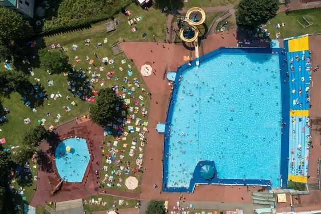 Już od 1 lipca basen w Sielcu i na Niwce będzie ponownie otwarty