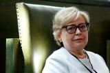"""Małgorzata Gersdorf: """"Namawiałabym prezydenta, aby nie podpisywał nowelizacji Kodeksu karnego"""""""