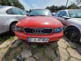 Miasto Białystok sprzedaje samochody wycofane z eksploatacji. Auta trzeba kupić w pakiecie. Do wzięcia audi, ford, mazda [ZDJĘCIA]
