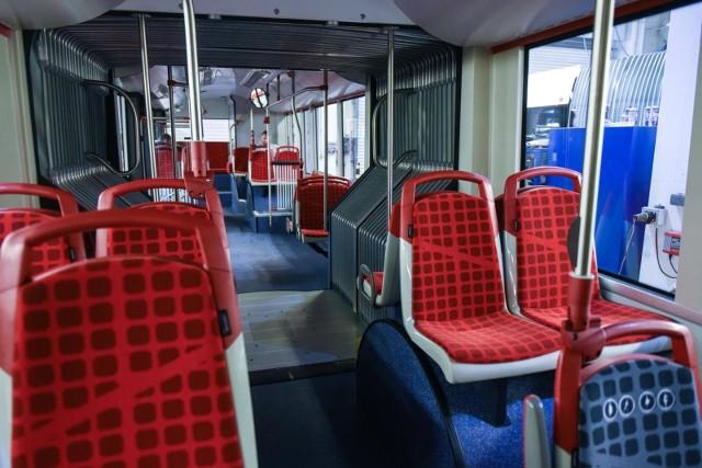 Nowe autobusy Solaris w Sieradzu
