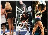 Podlaskie Ring Girls. Dziewczyny z ringów na galach MMA i boksu zawodowego z Suwałk, Łomży i Białegostoku [ZDJĘCIA]