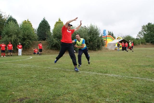 II Turniej Slowpitch w Byczynie.