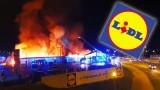 O pożarze Lidla w Kielcach powstała... piosenka. Posłuchaj numeru od duetu Letni [WIDEO]