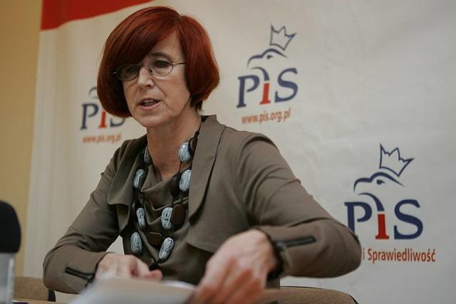 Elżbieta RAFALSKA (PiS) 22.898 głosów