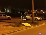 Włocławscy policjanci zatrzymali złodziei na gorącym uczynku