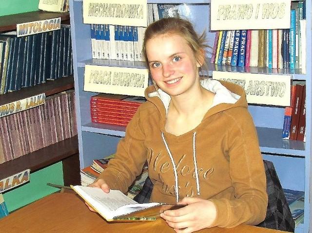 Marta Grzegorczyk: - Zupełnie nie spodziewałam się, że premier przyzna mi stypendium. Bardzo się cieszę!