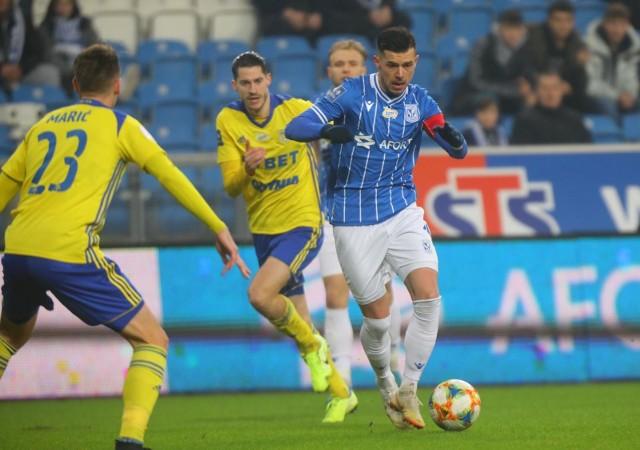 W tym sezonie Darko Jevtić strzelił dwa gole i dodał dwie asysty (w 20 meczach ligowych )