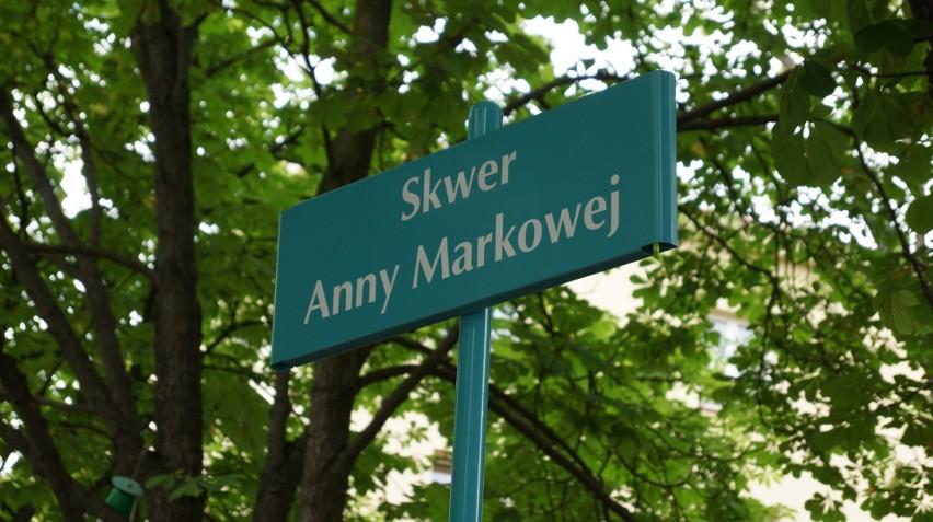 26 lipca na Skwerze Anny Markowej będą czytane dzieła...