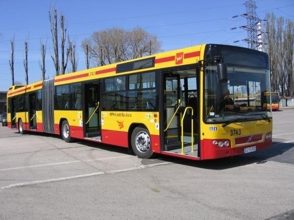 W noce ze środy na czwartek i z czwartku na piątek autobusy na rondzie Inwalidów w Łodzi jeżdżą zmienionymi trasami.