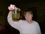 Woda z kranu ruda jak whisky... Awaria spowodowała zanieczyszczenie