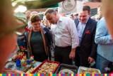 Wybory 2020. Prezydent Andrzej Duda odwiedził woj. podlaskie. W Tykocinie spotkał się z mieszkańcami na pikniku. Wcześniej był w Augustowie