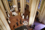 Odprawiono pierwszą mszę po renowacji w najstarszym kościele na Ostrowie Tumskim
