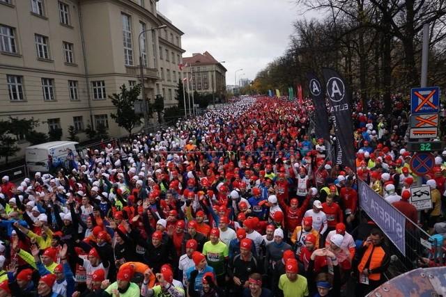 Niedzielny Bieg Niepodległości w Poznaniu będzie największą imprezą biegową w historii naszego kraju